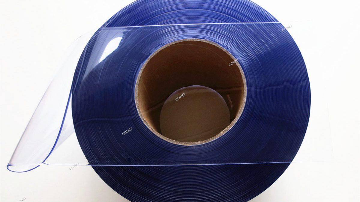 Clear Color PVC Strips