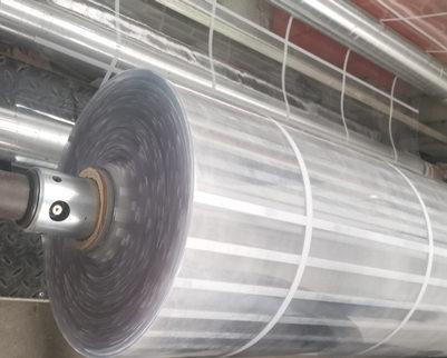 Printed line PVC Film