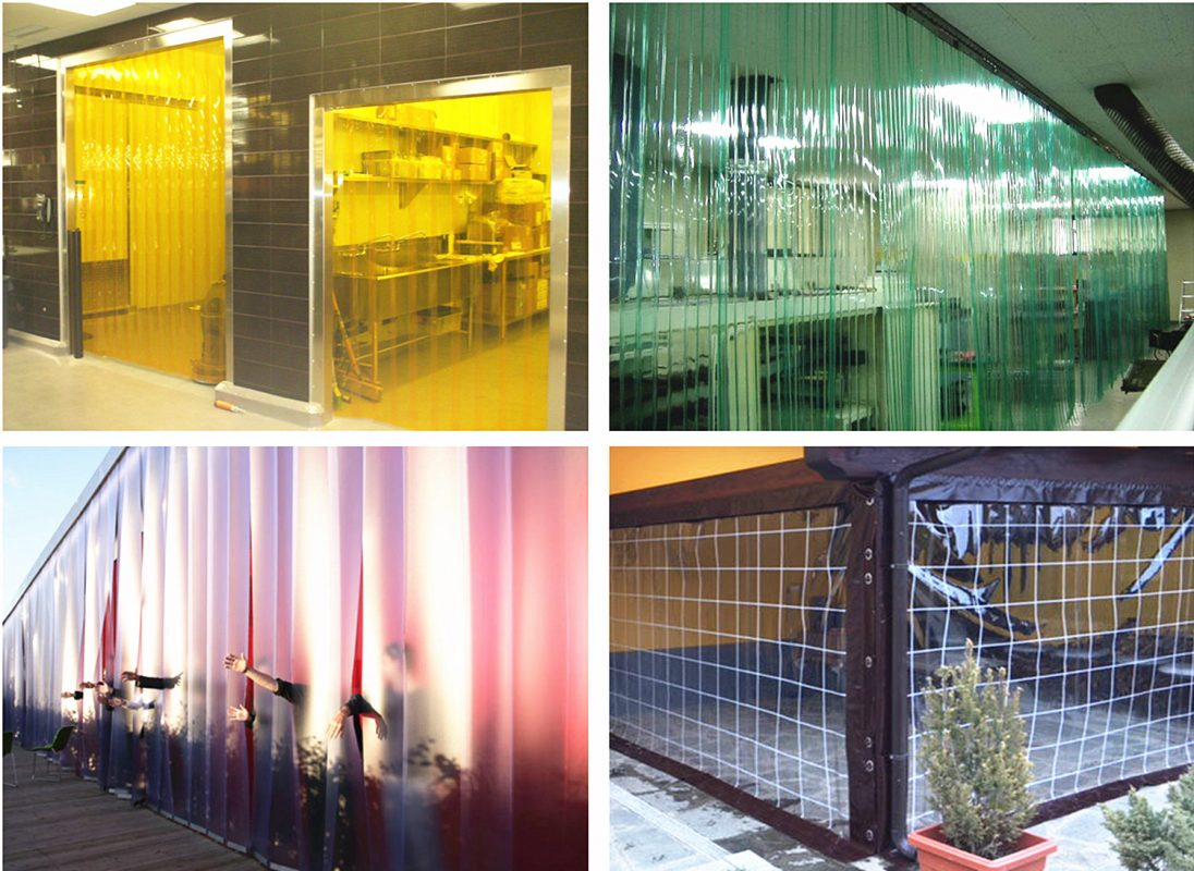 Special PVC Curtains
